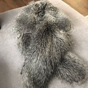 FAUX FUR Detachable Collar